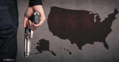 إنفوجرافيك.. من يقتل الأمريكيين حقا؟