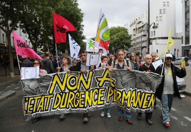 البرلمان الفرنسي يقر قانون مكافحة الإرهاب المثير للجدل