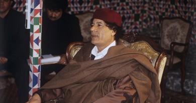 """قذاف الدم: ما حدث بليبيا في فبراير 2011 """"مؤامرة ضد وطن"""""""