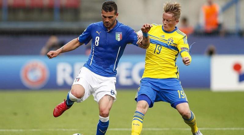 إيطاليا والسويد.. تفوق أزرق وتواطؤ لن ينسى