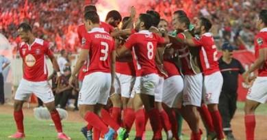 أهداف مباراة الأهلي والنجم الرياضي الساحلي