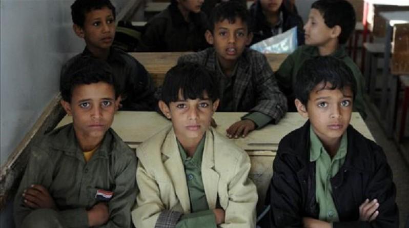 اليونسيف: لا عام دراسي جديد العنف يغلق أبواب مدارس اليمن