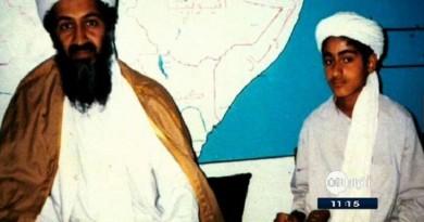 مهمة بريطانية في غاية السرية لقتل نجل بن لادن في سوريا
