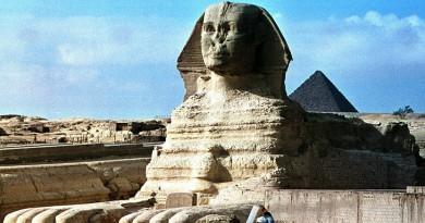 """دراسة تكشف وجود تمثال آخر لـ""""أبو الهول"""""""