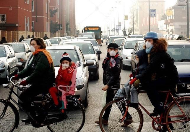 تلوث الهواء يؤثر سلبا على ذاكرة الطفل