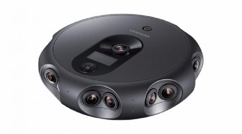 """سامسونج تكشف عن كاميرا لبث الفيديو ثلاثي الأبعاد بدقة """"4 كيه"""""""