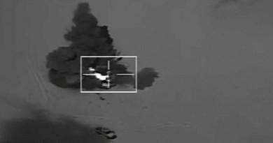 الجيش المصري يعلن القضاء على إرهابيين شاركوا بهجوم الواحات