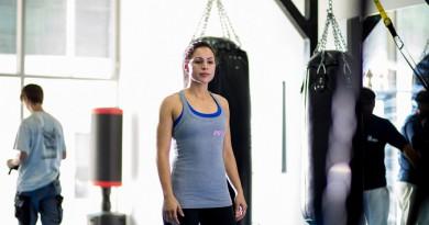 """""""شادية بسيسو"""" أول امرأة عربية تدخل عالم المصارعة الحرة"""