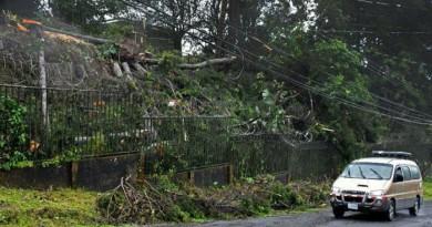 """مقتل 20 شخصا جراء مرور عاصفة """"نايت"""" في أمريكا الوسطى"""