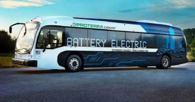 حافلة كهربائية تحطم رقما قياسيا عالميا