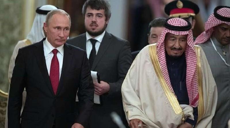 صحيفة سعودية: الرياض وموسكو.. شراكة القرن