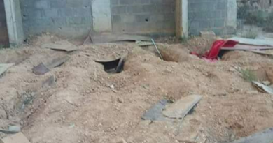العثور على مقبرة جماعية في بنغازي