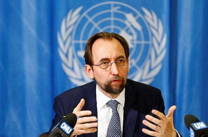 مفوض الأمم المتحدة لحقوق الإنسان يندد بالمجاعة في منطقة سورية محاصرة
