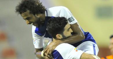 الهلال يتعادل مع بیرسبولیس ويتأهل لنهائي دوري أبطال آسيا