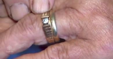 بعد 37 عامًا من فقدانه.. العثور على خاتم