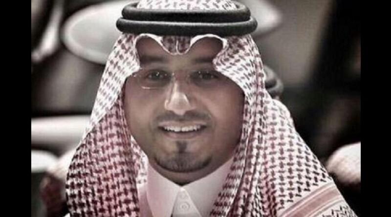 مصرع أمير سعودي في حادث تحطم مروحية