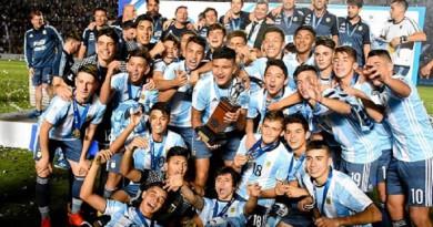 الأرجنتين تتوج بلقب بطولة أمريكا الجنوبية