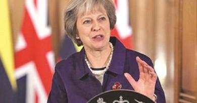 الناطق باسم ماي: المصلحة الأمنية لبريطانيا تقتضي بوضوح دعم الأردن والسعودية