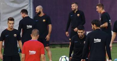 إصابة جديدة تزيد متاعب برشلونة