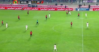 تونس تحجز مقعدها في كأس العالم بالتعادل مع ليبيا