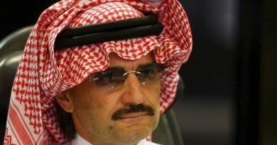 """""""رويترز"""": احتجاز الأمير الوليد بن طلال يعطل قرضا لتمويل استثمارات"""