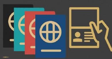 إنفوجرافيك.. تاريخ تطور جواز السفر
