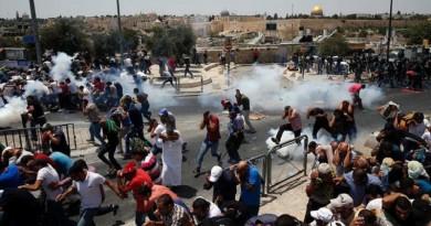 شهداء ومئات الجرحى خلال قمع الاحتلال تظاهرات ضد قرار ترامب