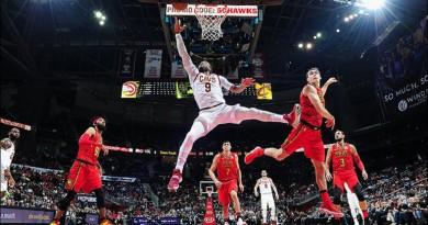 كافاليرز يسجل انتصاره العاشر على التوالي في دوري السلة الأمريكي