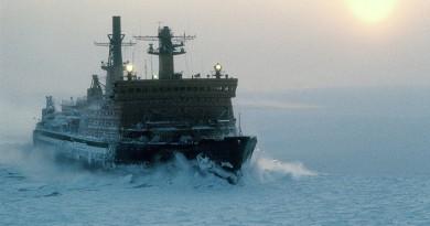 دراسة: عصر جليدي يضرب دولة عظمى ويجمد أكبر أنهارها
