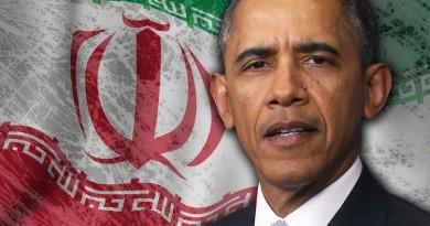أوباما وإيران