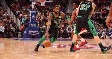سيلتيكس يستعيد توازنه على حساب بيستونز في دوري السلة الأمريكي