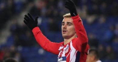 خسارة مفاجئة لأتليتكو في الدوري الاسباني