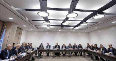"""فشل """"جنيف 8"""" وتبادل الاتهامات بين دمشق والمعارضة"""