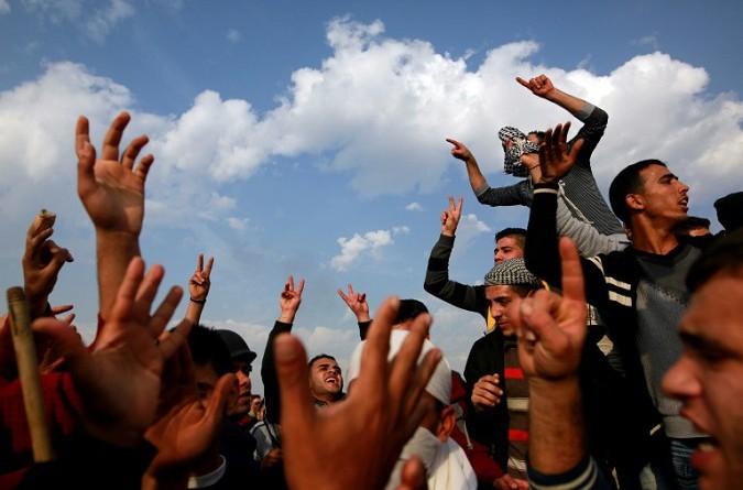 استشهاد فلسطيني متأثرا بإصابته برصاص الجيش الإسرائيلي في غزة
