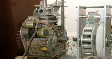 مخترع سوري يطور محركا يعمل دون وقود