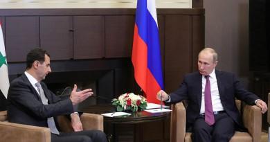 بوتين يأمر ببدء سحب القوات الروسية من سوريا