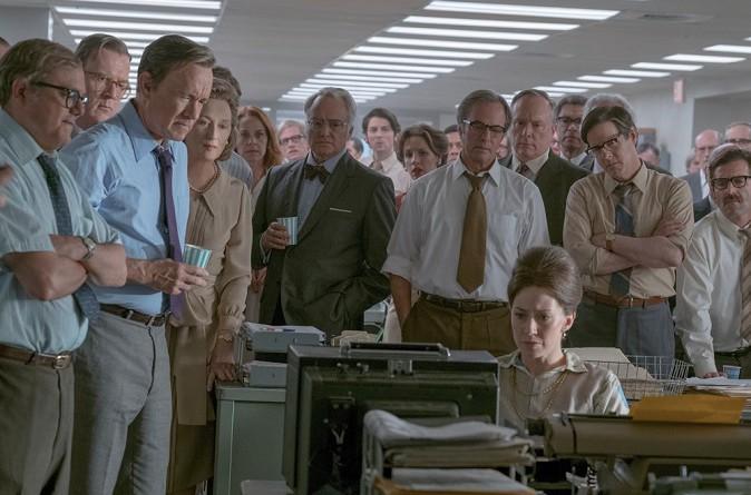"""توم هانكس: فيلم """"ذا بوست"""" يصور حالة أمريكا"""