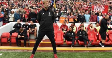 كلوب مذهول من هدف فاردي أمام مانشستر يونايتد