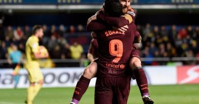 برشلونة وأتلتيكو مدريد يعادلان رقما تاريخيا في الليجا