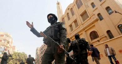 حبس منفذ هجوم كنيسة مار مينا 15 يوما على ذمة التحقيق