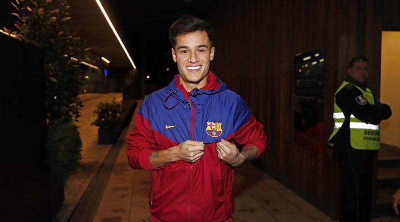 بعد انتقاله لبرشلونة.. كوتينيو: أنا مسرور جدًا لتواجدي هنا