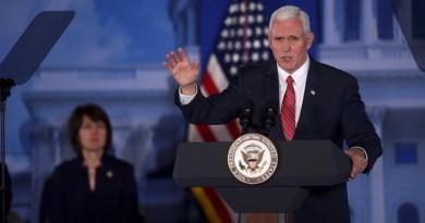 البيت الأبيض: بنس يزور مصر والأردن وإسرائيل الشهر الجاري