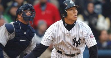 Baseball: Former Yankee Matsui, joins Kanemoto, Hara in Japanese Hall of Fame