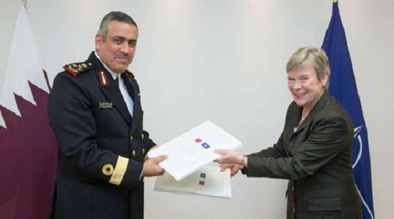 الناتو يوقع اتفاقا أمنيا مع قطر