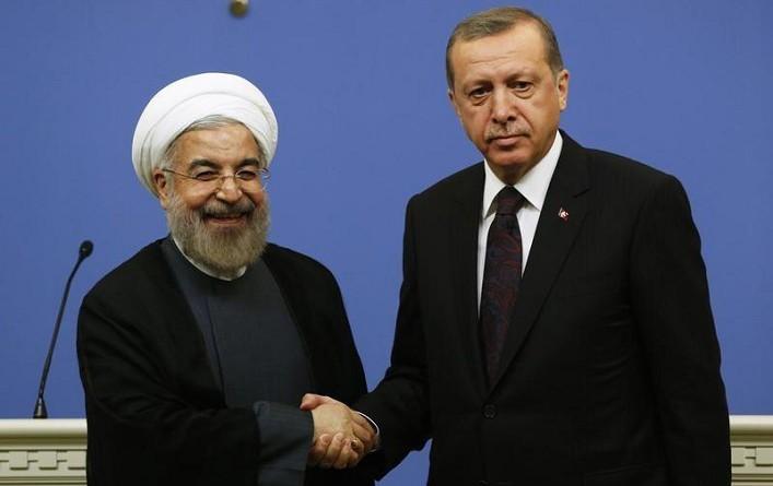 """""""رويترز"""": روحاني أبلغ أردوغان أنه يأمل انتهاء الاحتجاجات خلال أيام"""