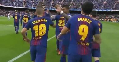 اهداف برشلونة وليفانتي