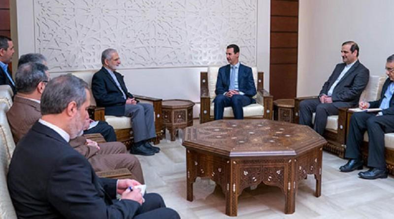 الأسد: العدوان التركي على عفرين لا يمكن فصله عن سياسية أنقرة الداعمة للإرهاب