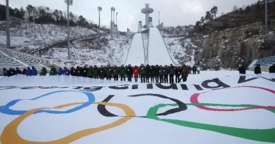 الأولمبياد بيونجتشانج