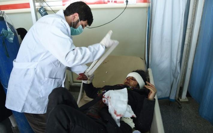 مقتل العشرات جراء انفجار سيارة إسعاف مفخخة وسط كابول