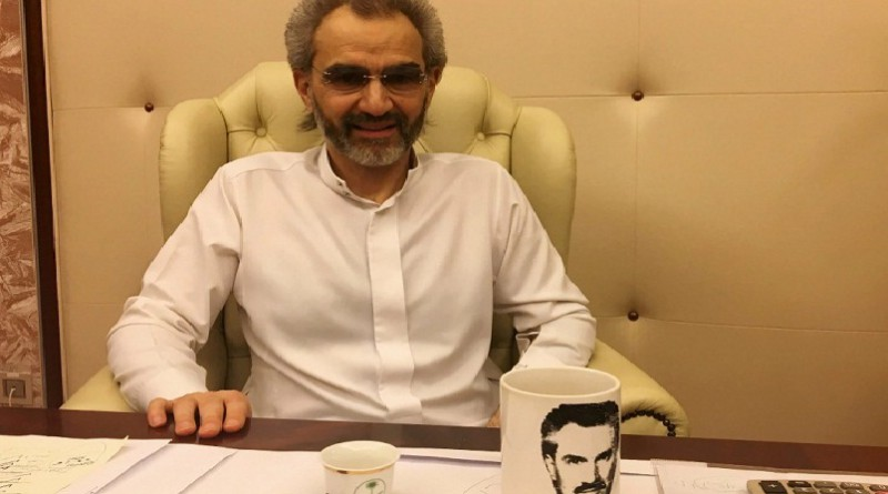 Saudi Arabian billionaire Prince Alwaleed bin Talal released after Ritz Carlton 'prison' video